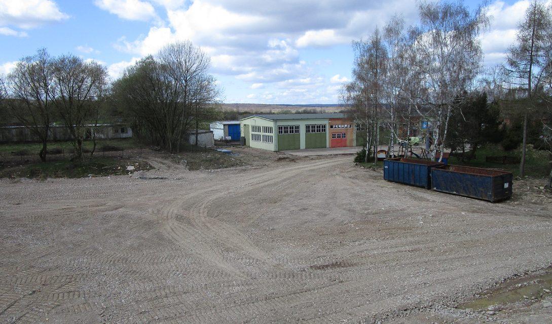 Militärgelände in Weberstedt soll ab August bebaut werden