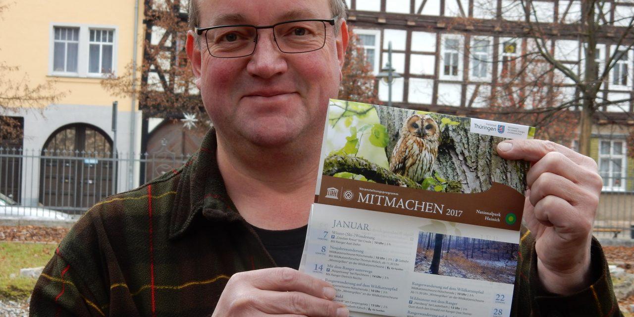 MITMACHEN im Nationalpark Hainich