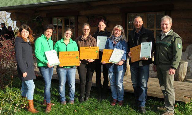 Naturverbunden und nachhaltig in der Welterberegion Wartburg Hainich