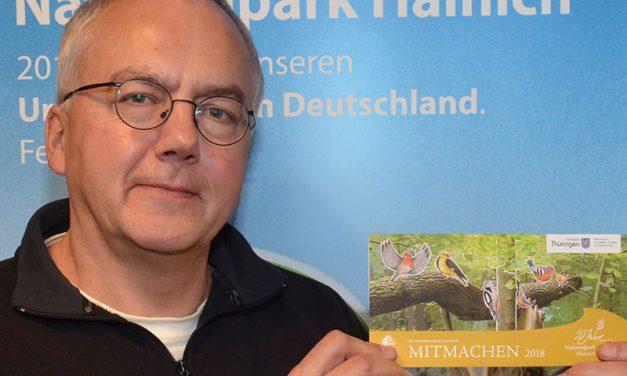 MITMACHEN und Mitfeiern im Jubiläumsjahr des Nationalparks Hainich